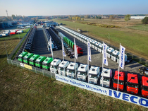 Zona comercial Iveco Poland Sp. z o. o. Used Truck Center