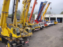 Zona comercial IMC International Mobile Cranes GmbH