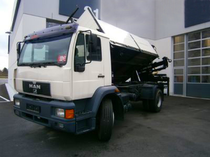 Zona comercial MAN Truck & Bus Vertrieb sterreich AG