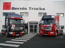Zona comercial Bernis Trucks