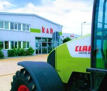 Zona comercial k&h Landmaschinenhandel