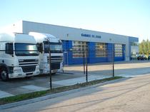 Zona comercial De Jong Trucks & Trailers