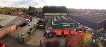 Zona comercial Mawsley Machinery Ltd