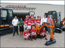Zona comercial JOCHEMS MACHINERY