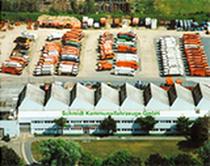 Zona comercial Schmidt Pojazdy Komunalne PL