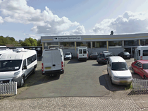Zona comercial Vejstruproed Busimport ApS