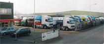 Zona comercial Zundert Trucks