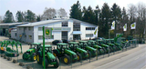 Zona comercial BUSCH-POGGENSEE GmbH