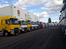 Zona comercial Trade & Export by VOLVO Group Trucks Lyon