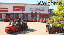 Zona comercial Sander Fördertechnik GmbH