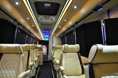 MERCEDES-BENZ Travego VIP - Erduman autocares