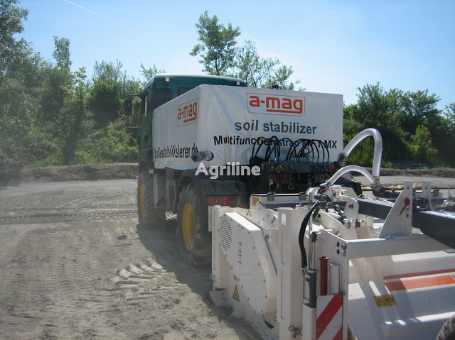 MAN TGA shredder biotrituradora
