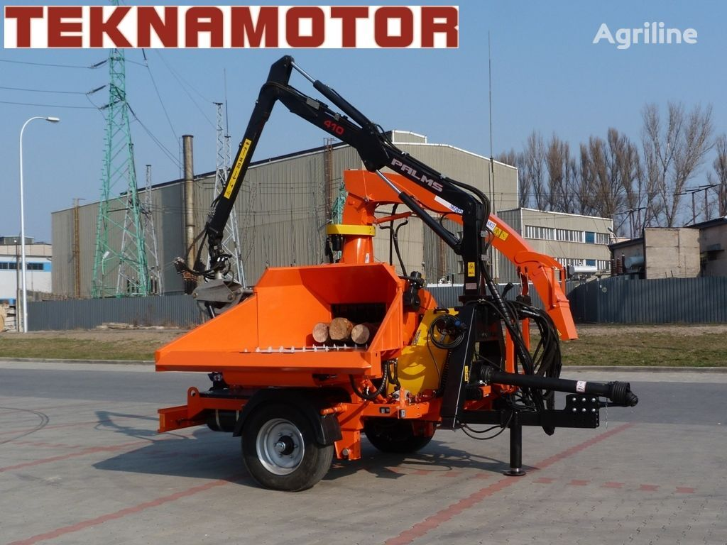TEKNAMOTOR Skorpion 500 RB biotrituradora nueva