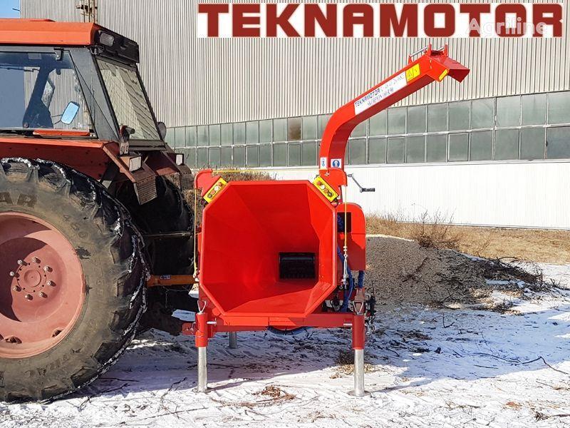 TEKNAMOTOR Skorpon 160 R/90 biotrituradora nueva