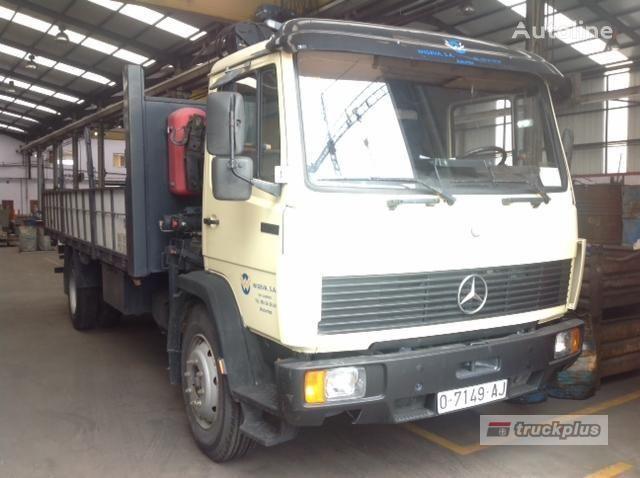 MERCEDES-BENZ 1320 CYTILINER camión caja abierta