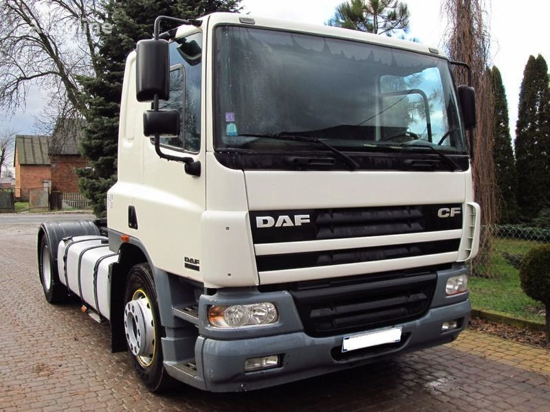 DAF CF 75.360 4x2 CHASSIS 4.0m PERFECT CONDITION camión chasis