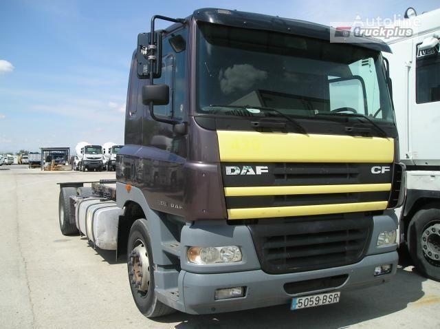 DAF FA 85 CF 340 camión chasis