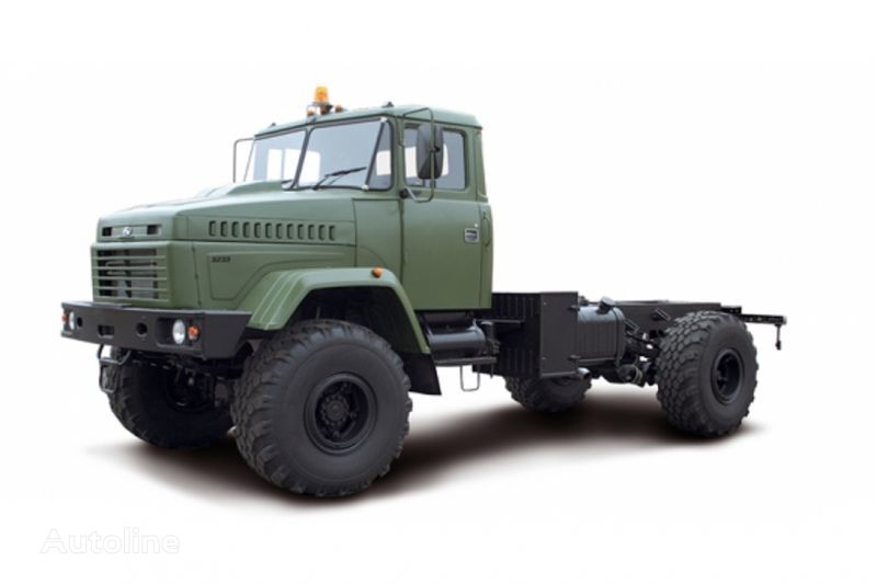 KRAZ 5233NE tip 1 camión chasis