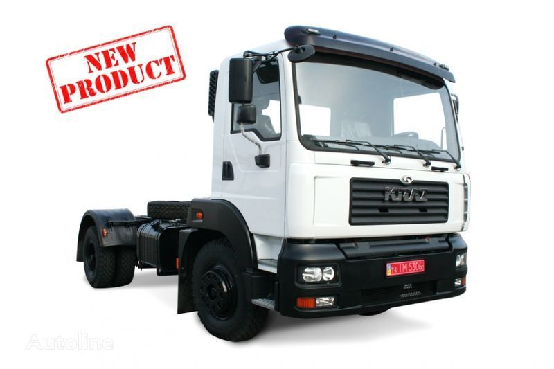 KRAZ 5401N2-020 camión chasis