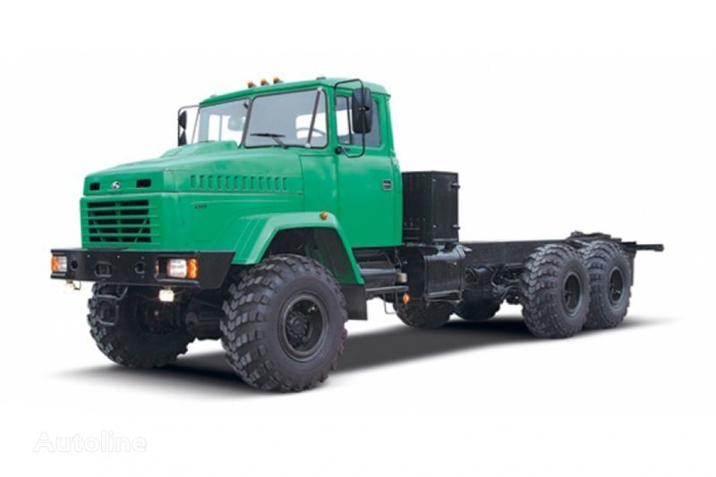 KRAZ 6322 camión chasis
