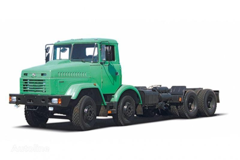 KRAZ 7133N4 camión chasis