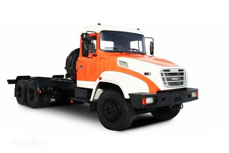 KRAZ N22.1 camión chasis