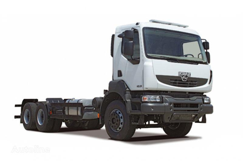 KRAZ N23.2R camión chasis