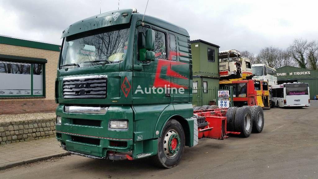 MAN TGA 28.480 camión chasis