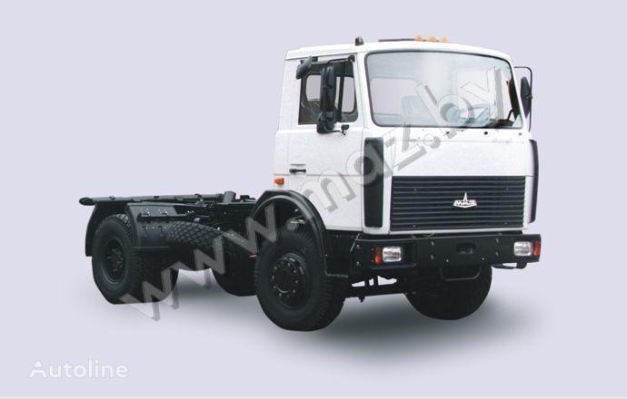 MAZ 5551 camión chasis