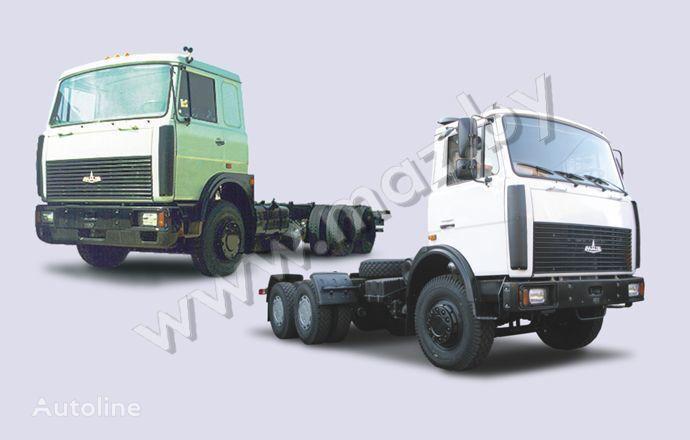 MAZ 6303 camión chasis