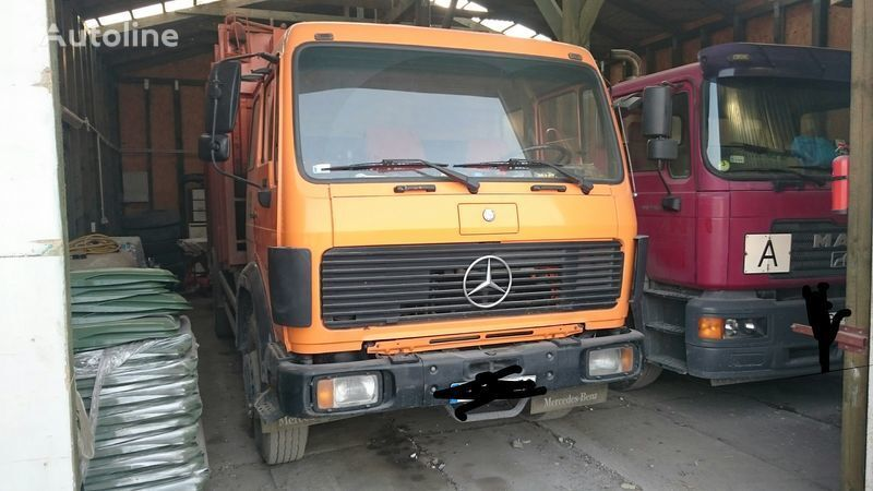MERCEDES-BENZ 1617 camión chasis