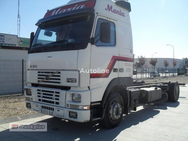 VOLVO FH 12 .380 camión chasis