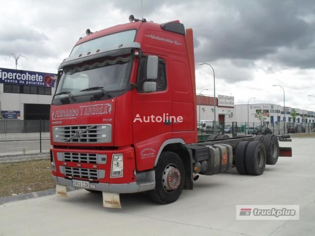 VOLVO FH 12 .460 GLOBE camión chasis
