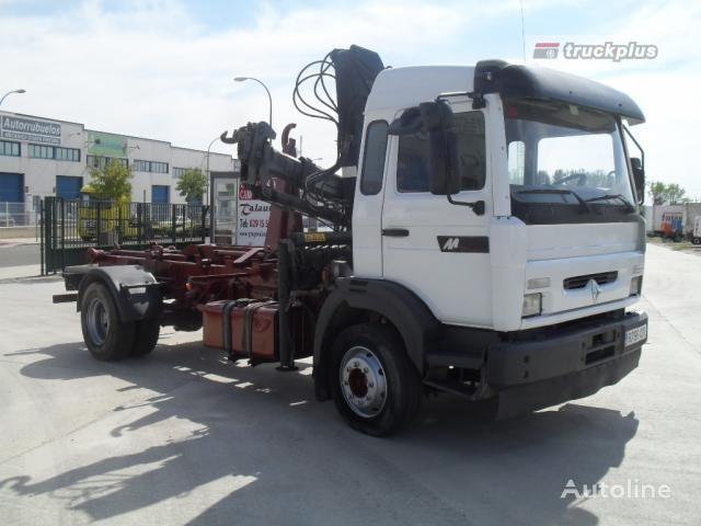 RENAULT MIDLINER M 250 camión con gancho