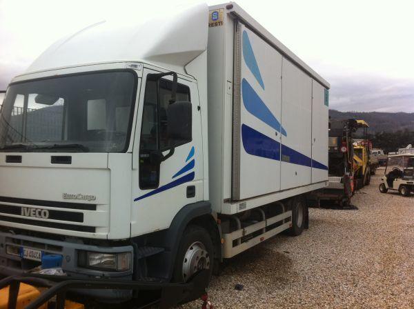 IVECO 120 E 23 camión furgón