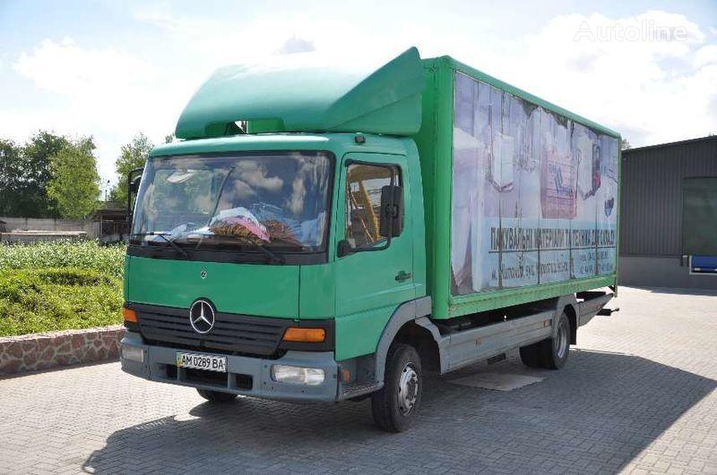 MERCEDES-BENZ Altego 815 camión furgón