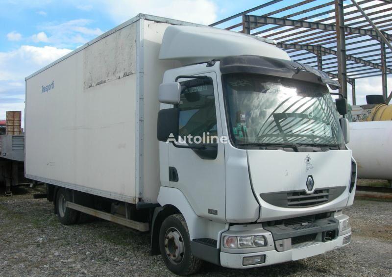 RENAULT Midlum 220 DCI camión furgón