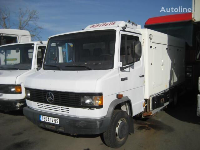 MERCEDES-BENZ 609D 609D camion isotermo