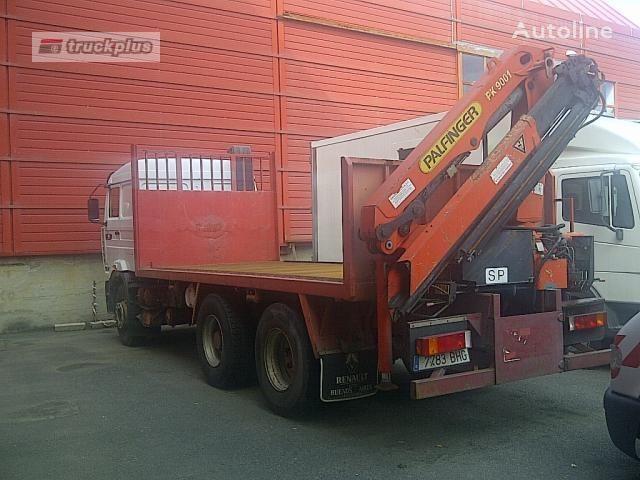 RENAULT MANAGER G 330 camión plataforma