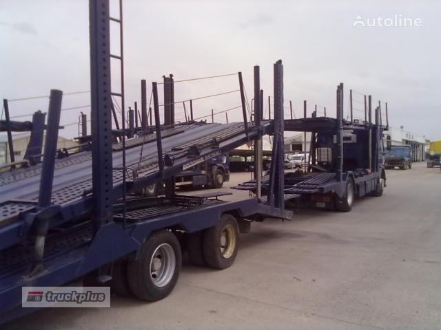 RENAULT PREMIUM 420 camión portacoches