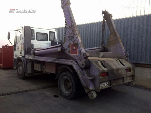 IVECO EURO-CARGO 130 E 18 camión portacontenedores