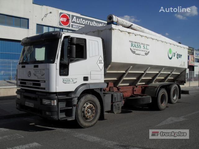 IVECO EUROTECH 260 E 30 camión silo