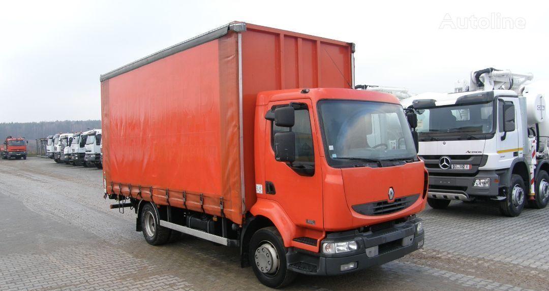 RENAULT KERAX 220 camión toldo