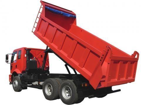 FORD CARGO 2530 D camión volquete