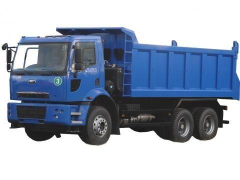 FORD CARGO 3530 D camión volquete