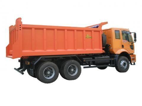 FORD CARGO 3530 D LRS camión volquete