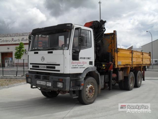 IVECO EURO TRAKKER 380 E42 camión volquete