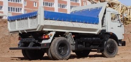 KAMAZ 43255 camión volquete nuevo