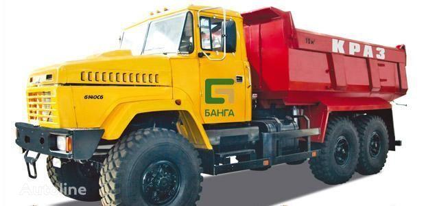 KRAZ 6140C6 camión volquete nuevo