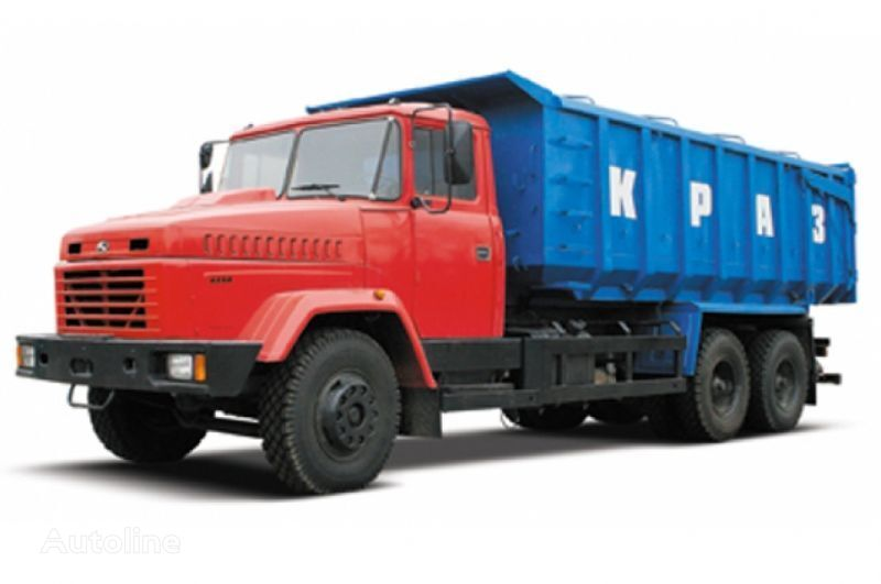 KRAZ 6230S4  camión volquete nuevo
